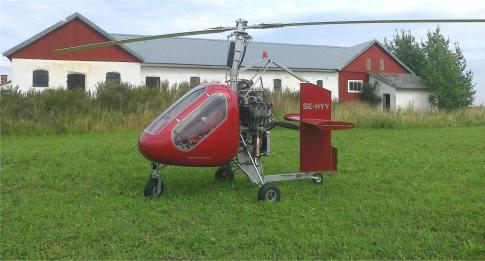 Aircraft for Sale in Sweden: 2010 EAA SparrowHawk III - 3