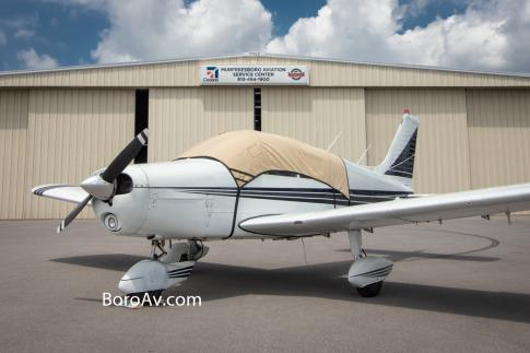 Off Market Aircraft in Tennessee: 1971 Piper PA-28-140 - 2