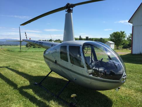 Aircraft for Sale in Chicoutimi, Quebec, Canada: 2006 Robinson R-44 Raven II