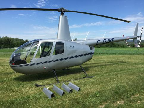 Off Market Aircraft in Quebec: 2006 Robinson Raven II - 3