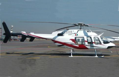 Off Market Aircraft in Mexico: 2006 Bell 407 - 1