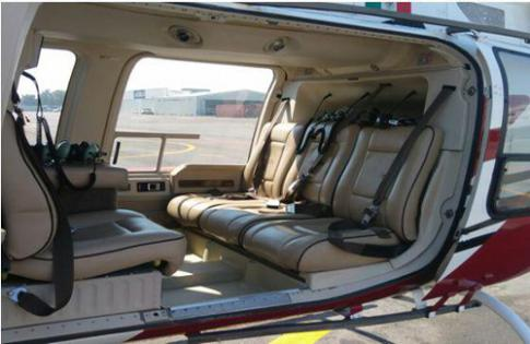 Off Market Aircraft in Mexico: 2006 Bell 407 - 3