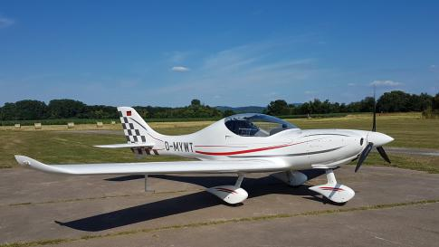 Off Market Aircraft in Deutschland: 2012 Aerospool WT 9 - 1