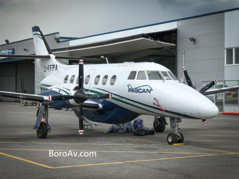 Aircraft for Sale in Montreal, Quebec, Canada (CYHU): 1991 BAe J-32EP Jetstream