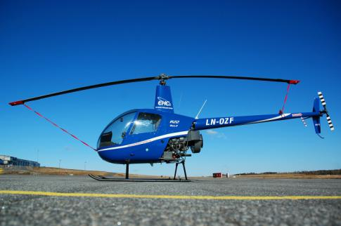 Aircraft for Sale in Bergen, Hordaland, Norway (Enbr): 2007 Robinson R-22 Beta II