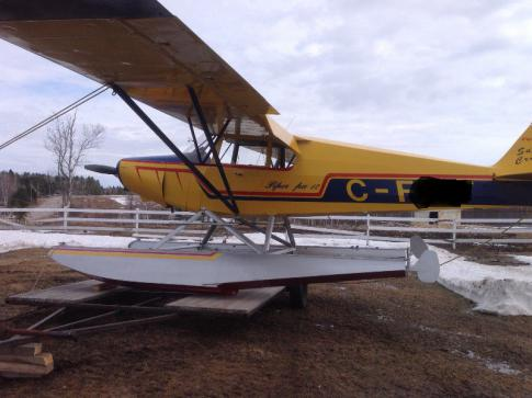 Aircraft for Sale in Ontario, Canada: 1946 Piper PA-12-150