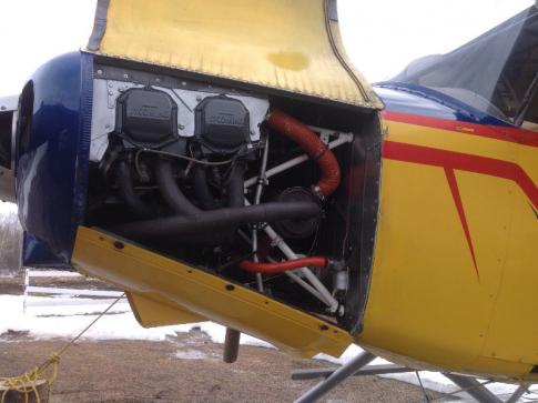 Off Market Aircraft in Ontario: 1946 Piper PA-12-150 - 2