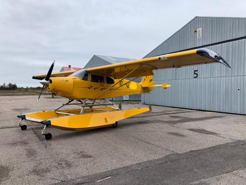 Aircraft for Sale in Quebec, Canada: 1996 WAG Aero 2+2 Sportsman