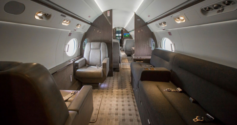 Off Market Aircraft in Canada: 2014 Gulfstream G550 - 3