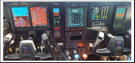 Off Market Aircraft in Texas: 1979 Cessna 210N - 2