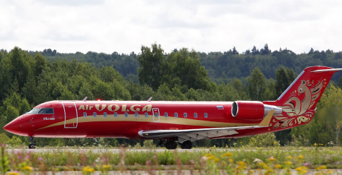Aircraft for Sale in Russia: 2002 Bombardier CL-600-2B19 - 1
