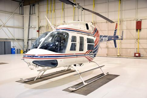 Aircraft for Auction in Van Nuiys, California, United States (VNY): 1999 Bell 206L3 LongRanger III