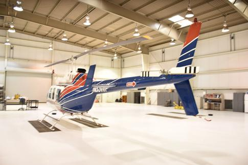 Off Market Aircraft in California: 1999 Bell 206L3 - 2