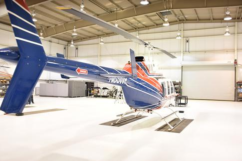 Off Market Aircraft in California: 1999 Bell 206L3 - 3