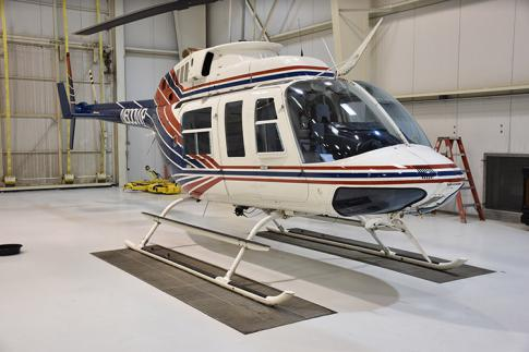 Aircraft for Auction in Van Nuys, California, United States (vny): 1988 Bell 206L3 LongRanger III