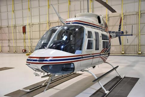 Off Market Aircraft in California: 1988 Bell 206L3 - 2
