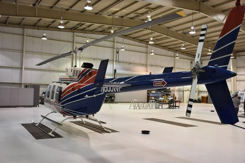 Off Market Aircraft in California: 1988 Bell 206L3 - 3