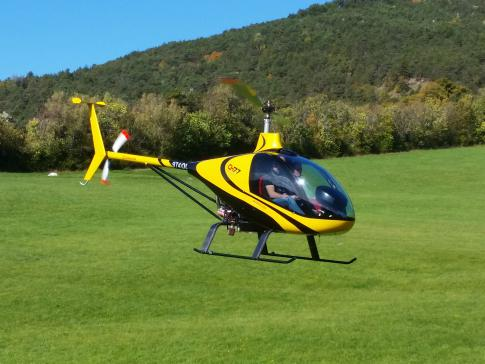 Aircraft for Sale in Annecy, France: 2014 Heli Sport CH-7