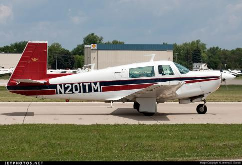 Aircraft for Sale in Cartersville, Georgia, United States (KVPC): 1978 Mooney M20J 201