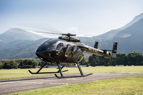 Aircraft for Sale in Switzerland (LSXS): 1997 MD Helicopters 600N