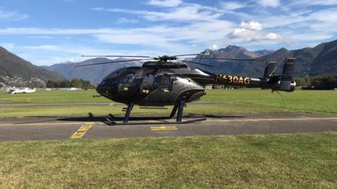 Aircraft for Sale in Switzerland: 1997 MD Helicopters 600N - 2