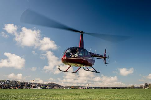 Aircraft for Sale in Switzerland: 2013 Robinson R-66 - 1