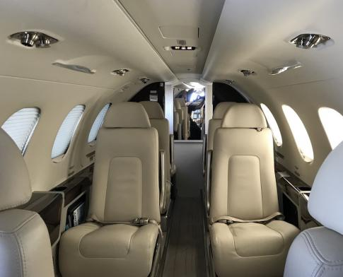 Off Market Aircraft in Poland: 2016 Embraer Phenom 300 - 2