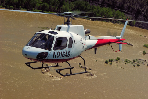 Aircraft for Sale/Lease in Montana: 2001 Eurocopter AS 350B3 - 2