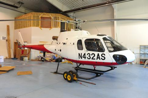 Off Market Aircraft in Montana: 2001 Eurocopter AS 350B3 - 2
