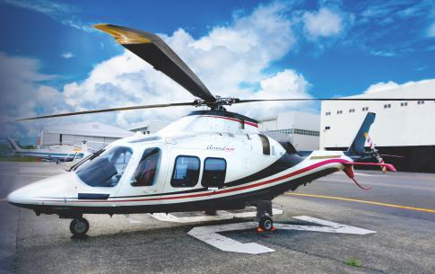 Aircraft for Sale in Egelsbach, Hessen, Germany (EDFE): 2012 Agusta AW109SP Grand New