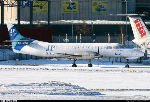 Aircraft for Sale/Lease in Sweden: 1986 Fairchild Swearingen Metro III - 3