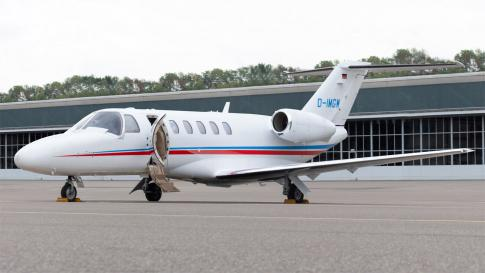Off Market Aircraft in Germany: 2012 Cessna Citation CJ2+ - 1