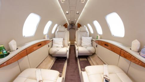 Off Market Aircraft in Germany: 2012 Cessna Citation CJ2+ - 2