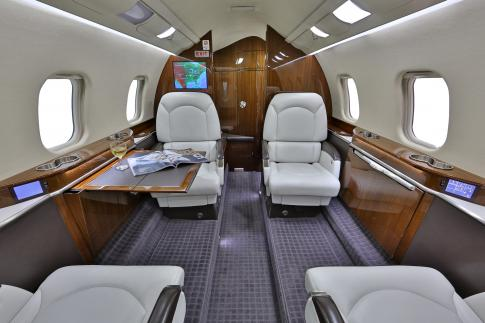 Off Market Aircraft in Illinois: 2007 Learjet 60-XR - 2