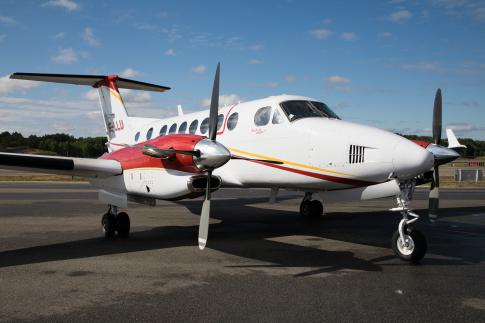 Aircraft for Sale in Sweden: 1997 Beech King Air