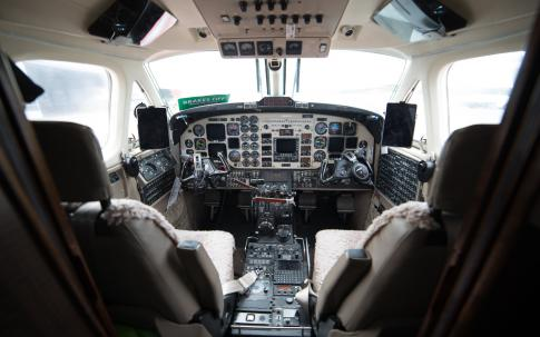 Aircraft for Sale in Sweden: 1997 Beech King Air - 2