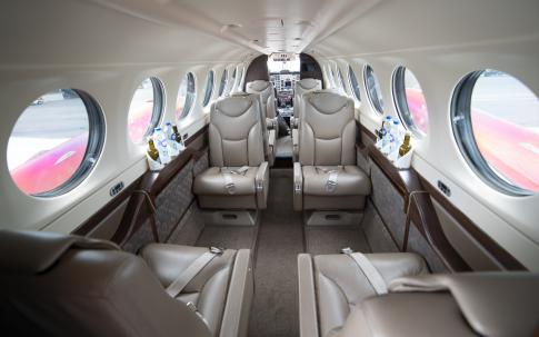 Aircraft for Sale in Sweden: 1997 Beech King Air - 3