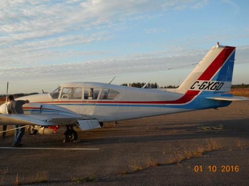Off Market Aircraft in Ontario: 1969 Piper Aztec D - 1