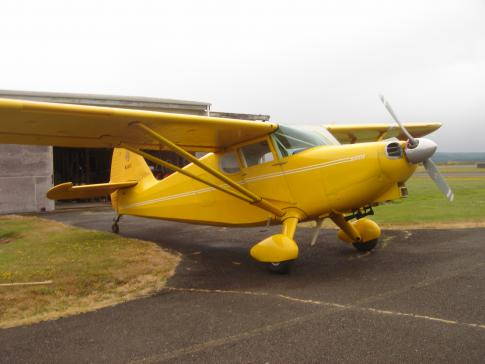 Aircraft for Sale in Hoquiam, Washington, United States (HQM): 1947 Stinson 108-2