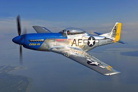 Aircraft for Sale in Germany: 1944 North American TF-51D - 2