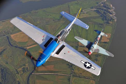 Aircraft for Sale in Germany: 1944 North American TF-51D - 3