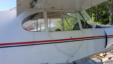 Off Market Aircraft in Quebec: 1947 Piper PA-12-150 - 3