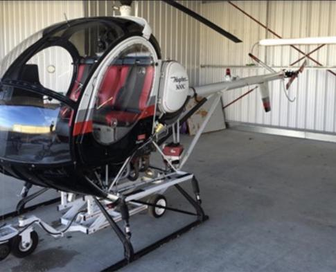 Aircraft for Sale in USA: 1977 Hughes 269C - 1