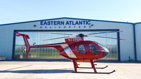 Aircraft for Sale in West Sussex: 1991 MD Helicopters 500E - 1