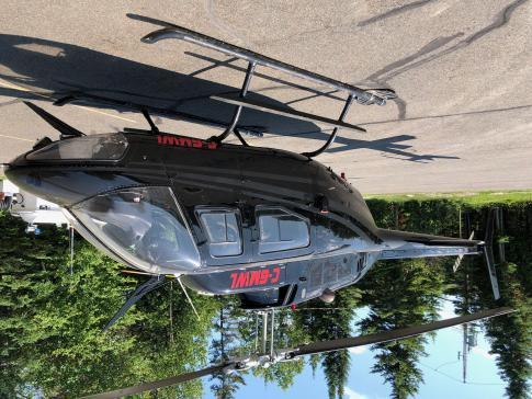 Aircraft for Sale in Quebec: 1971 Bell 206/OH-58A+ - 2