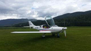 Off Market Aircraft in Norway: 2016 Aveko VL-3 - 1