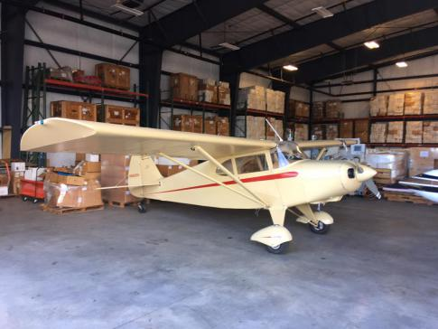 Aircraft for Sale in Portland, Oregon, United States (OR): 1949 Piper PA-16 Clipper