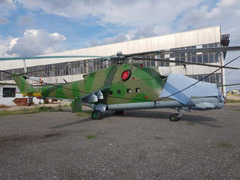 Aircraft for Sale in Sofia, Bulgaria: 1984 Mil MI-24