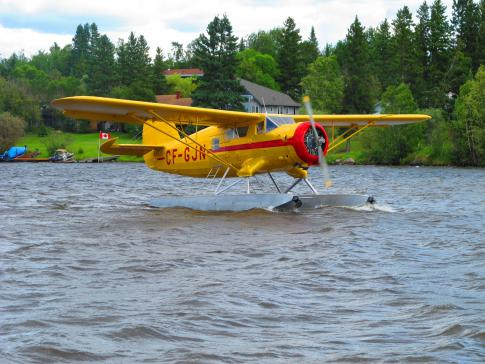 Aircraft for Sale in Ignace, Ontario, Canada (CZUC): 1948 Noorduyn Aviation Norseman Mk.VI