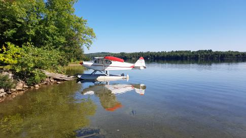 Aircraft for Sale in Lac Cayamant, Quebec, Canada: 1947 Piper PA-12-150 Super Cruiser